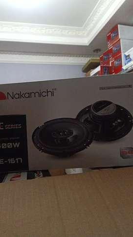 Speaker coaxial nakamici