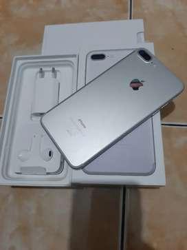 jual iphone 7+ 128 muluz cilla ibox garansi on bisa tt