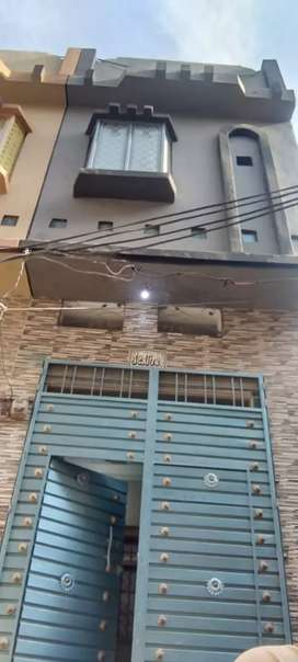 Sawal marla house for sale in gulbahar no 4