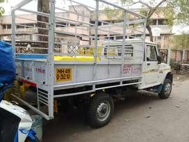 Bollero pic Up On rent Just 15rs per KM in Odisha Jharkhand Kolkata