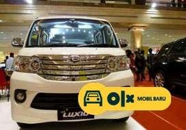 [Mobil Baru] daihatsu Luxio promo akhir tahun Dp 18jtan