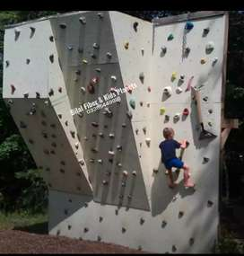 Wall climbing for kids age 6 to 18 years