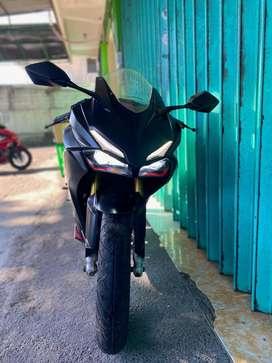 Honda CBR 250 RR 2017 pajak baru double variasi km 19ribu