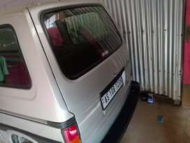 Van condition good oil paper ok
