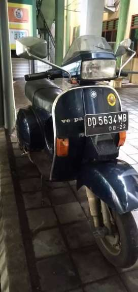vespa excle 200cc