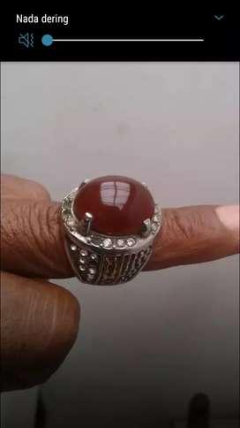 Jual Batu akik red Arwana size 7 - 8 kantoran
