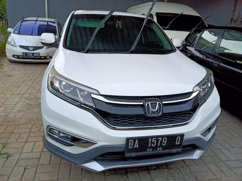Honda CRV 2.4 Prestige Automatic Halus Mulus 0