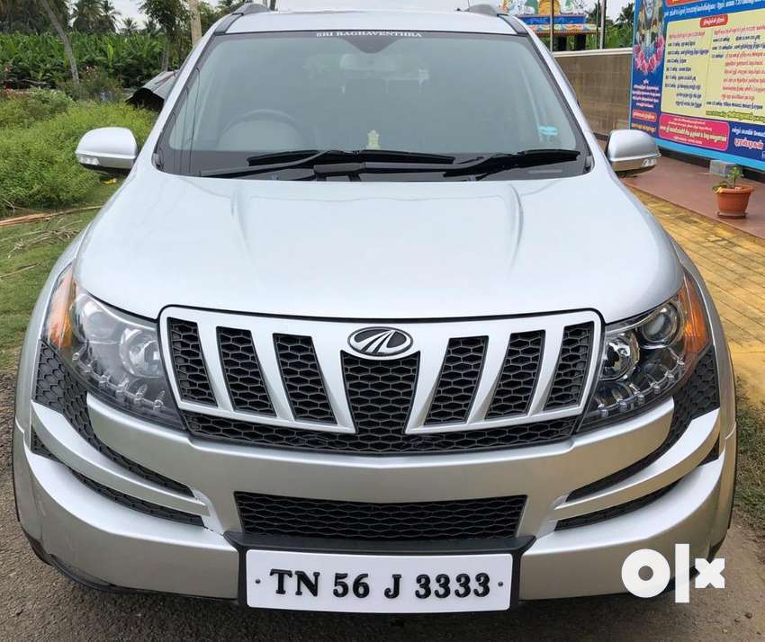 Mahindra Xuv500 XUV500 W8 2013, 2013, Diesel 0