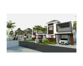 3BHK AFFORDABLE VILLAS OPP. PK DAS MEDICAL COLLEGE
