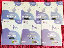 CBSE Class 10 science & Maths study material& Question Bank 75% Off