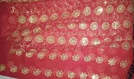 Full body zari work sari