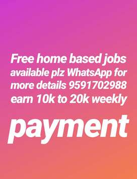 Free home based true jobs