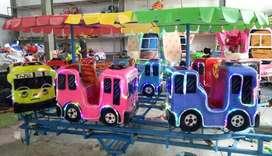 RST odong odong tayo kereta panggung pancingan elektrik  IIW