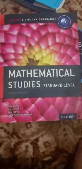 Mathematics book available for sale