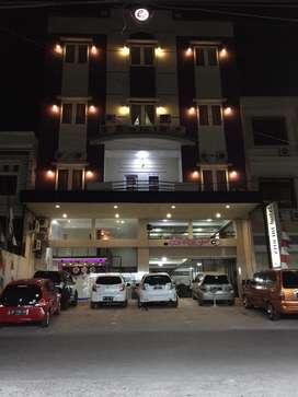 Jual cepat hotel masih baru