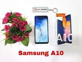 Second Samsung a10 Blue
