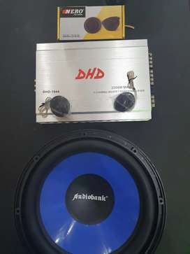 Paket Sound Merdeka Complit Bass Mantap Rp. 1jt Aja Boss