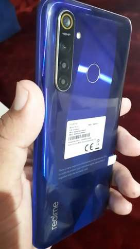 Realme 5 Pro 8GB Ram 128 Bultion Memory new just 2 days used