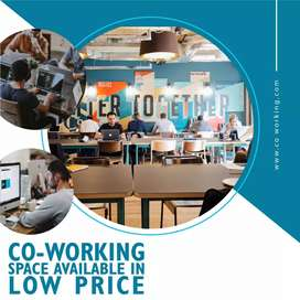 Shared /Coworking Office Space in CHEAP price DHA