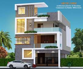 50000 SQFT COMPLEX FOR SALE IN PLEELAMADU ROAD NEAR ANNASELAI CBE