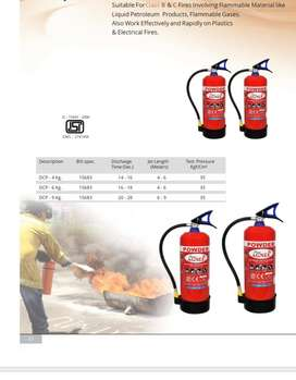 Fire extinguihers