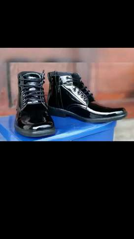 Sepatu PDH TNI - POLRI