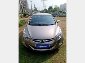 Hyundai Elantra 1.6 SX, 2013, Petrol