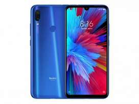 Redmi Note 7 blue 4 64gb