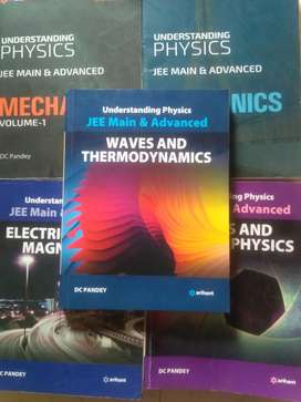 D C Pandey books in brand new condition