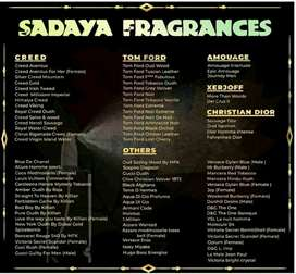 Attar Collection (Imported Oils)