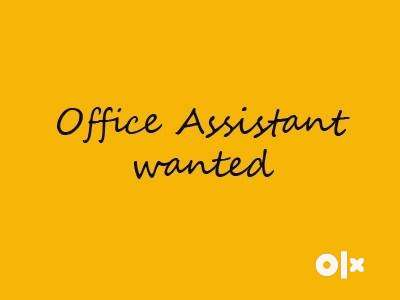 Office Assistant Required for Adityapur 0