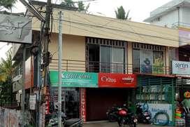 Ground floor for rent in nettayam junction ground floor