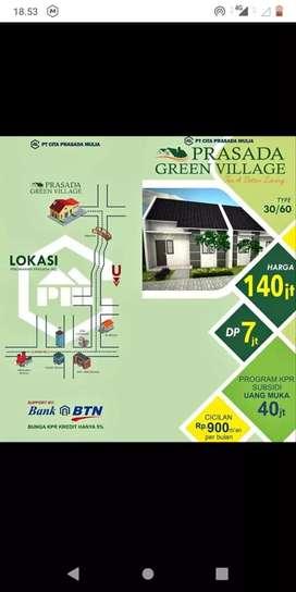 140 JT Subsidi Prasada Green Village Sedayu