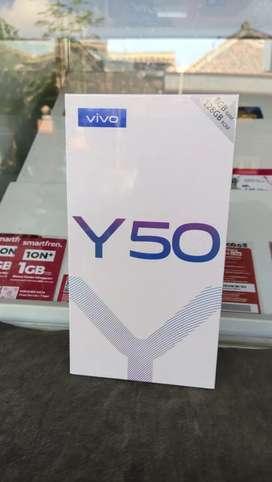 Vivo Y50 fast charging