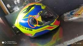 Helm zeus 813 double visor