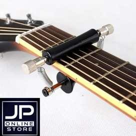 Guitar Glider Capo Rolling Slider Gitar Carbon Metal Accoustic ukulele