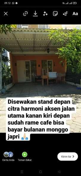 Sewa stand jualan warung konter basar Kuliner citra harmoni sidoarjo