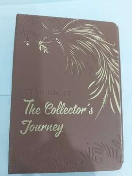 Starbucks Card Album Folklore MER190 (Album Koleksi Kartu Starbucks)