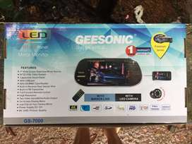 GEESONIC  1 WARRANTY FULL TOUCH WITH LED CAMERA 4K ULTRAHD  7