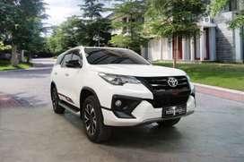 Toyota Fortuner VRZ TRD AT 2018 KM 17rb unit seperti baru
