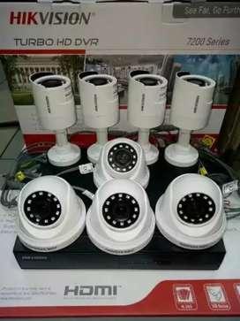 Hikvision kamera CCTV no1 terbagus Di curug taggerang