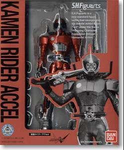 SHF Kamen Rider Accel