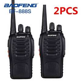 Pair (2 piece)of BAOFENG BF-888S PORTABLE TWO WAY RADIO VHF/UHF
