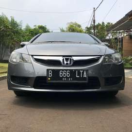 HONDA CIVIC 1,8 AT 2011 GRAY