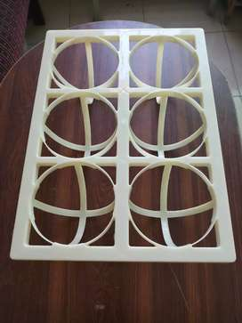 6 Ostrich egg tray for egg incubator