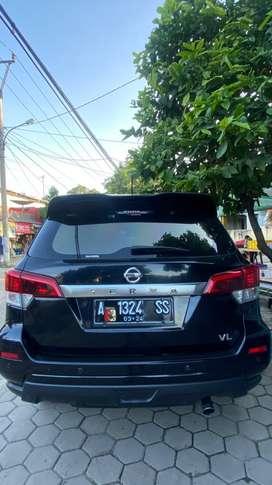 Nissan Terra 2018 Diesel