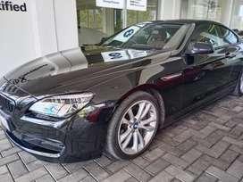 BMW 6 Series 640d Coupe, 2012, Diesel