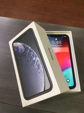 Iphone Xr 64gb avaliable in brand new condition