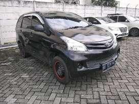 Toyota Avanza E MT 2014 (mobil lelang)