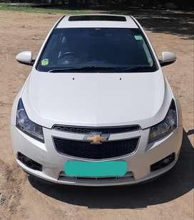 Chevrolet Cruze LTZ AT, 2011, Diesel